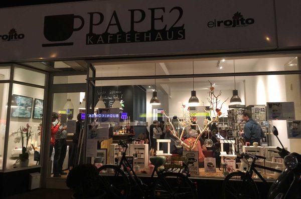 Kaffeehaus Pape2 in Hamburg Eimsbütel