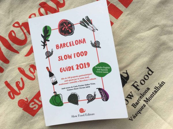slow food restaurant guide barcelona 2019