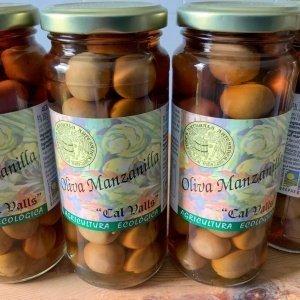 Bio Manzanilla Oliven