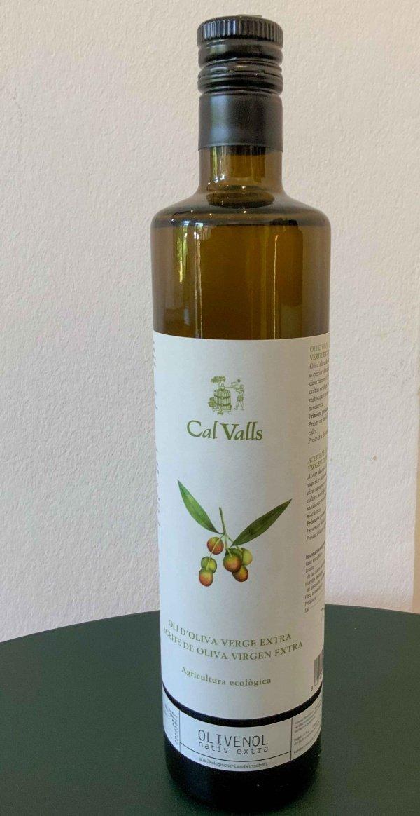 Bio Olivenoel aus Spanien