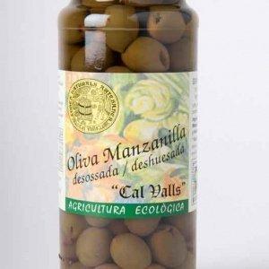 bio manzanilla oliven ohne kern