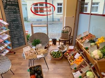 Der große Laden – Reformhaus und Naturwaren