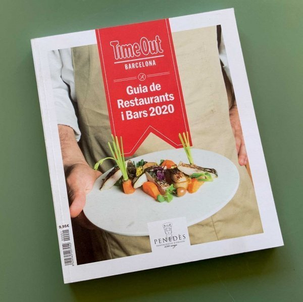 time out barcelona guia de restaurants i bars 2020